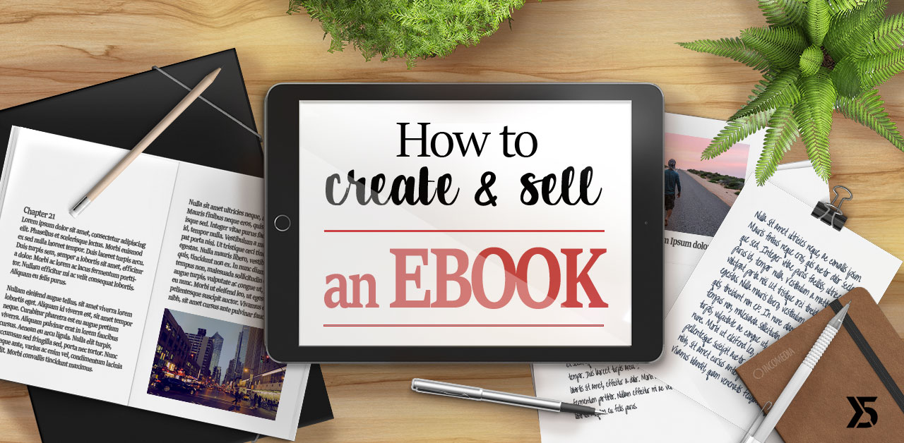 How to create an ebook publish and sell it online